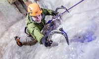 Introductory Ice Climbing Session for One or Two at Vertical Chill Manchester (Up to 36% Off)