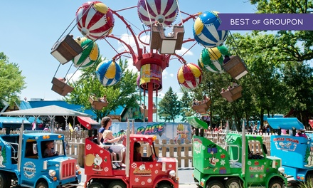 Amusement-Park Visit for Two or Four at Santa's Village Azoosment Park (Up to 43% Off)
