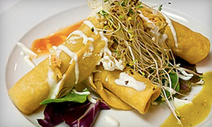 La Villa Mexican Grille - Skippack: $20 for $40 Worth of Contemporary Mexican Food at La Villa Mexican Grille