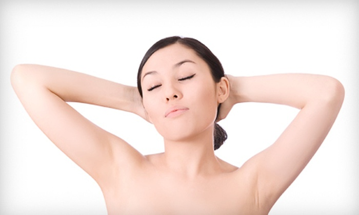 The Anti-Aging Clinic - Newmarket: Six Laser Hair-Removal Treatments on Small, Medium, or Large Area at The Anti-Aging Clinic in Newmarket (Up to 75% Off)