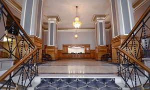 1-night Stay For Two With Valet Parking And Dining Credit At Tiger Hotel In Columbia, Mo. Combine Up To 3 Nights.