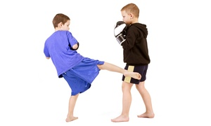 United Elite Mixed Martial Arts and Fitness: $24 for One Month of Mixed Martial-Arts Training for Children Age 5–12 at United Elite MMA ($75 Value)