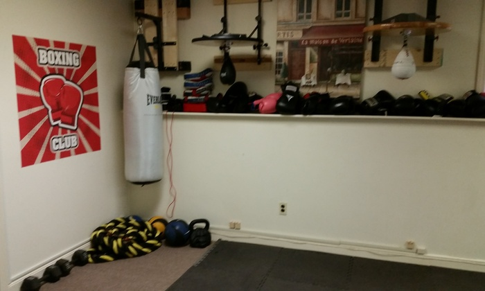 Coastal Gung Fu And Boxing - Boston: Two Personal Training Sessions at Coastal Gung Fu and Boxing Club (45% Off)
