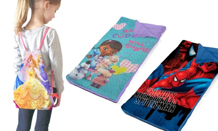 Kids' Slumber Bag Sets: Kids' Slumber Bag Set. Multiple Styles Available. Free Returns.