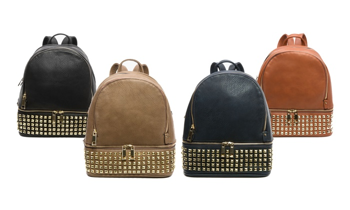 Sociology Studded Mini Backpack | Groupon Exclusive