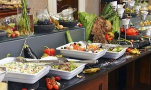 Restaurant Olympia: Griechisches All-you-can-eat-Buffet für zwei, vier oder sechs Personen im Restaurant Olympia (bis zu 41% sparen*)