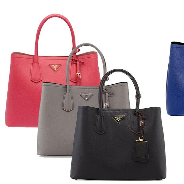 1be4ca106160 Prada Saffiano Leather Totes | Groupon