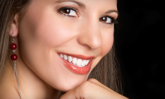 My Texas Smile - Cardinal Hills: 30- or 60-Minute Organic, In-Office Laser Teeth Whitening at My Texas Smile (Up to 65% Off)