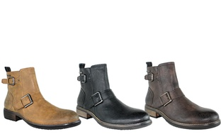 XRay Elrdrige Mens Plain Toe Boot