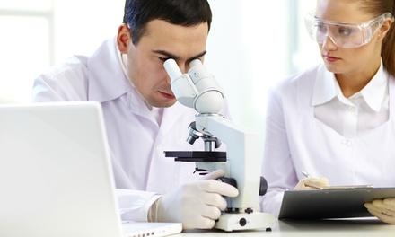 Analisi di sangue e urine a 44,90€euro