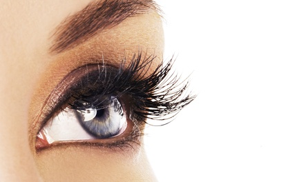 Eyelash Extensions With Option of Refill at A Bella New (Up to 60% Off)