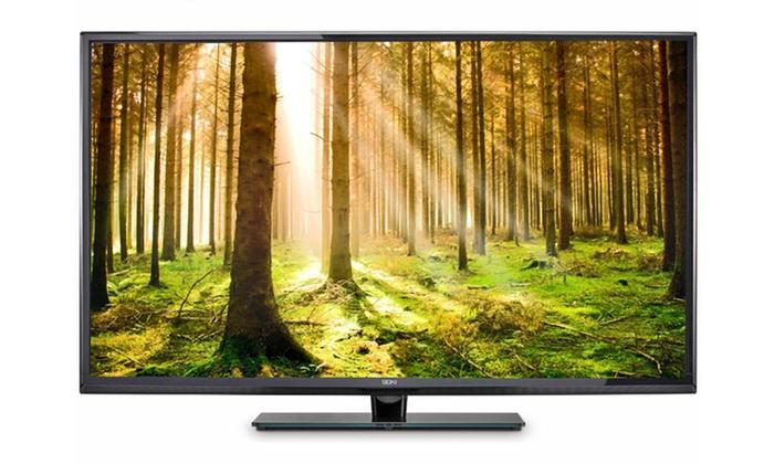 "Seiki 50"" LED 4K TV: $1,199.99 for a Seiki 50"" LED 4K TV ($1,499.99 List Price). Free Shipping and Returns."