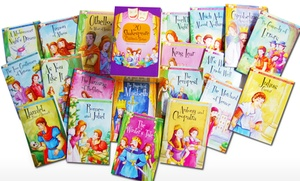 A Shakespeare Children's Story 20-Book Boxed Set