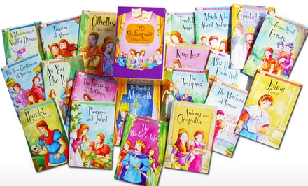 Children's Shakespeare Book Set