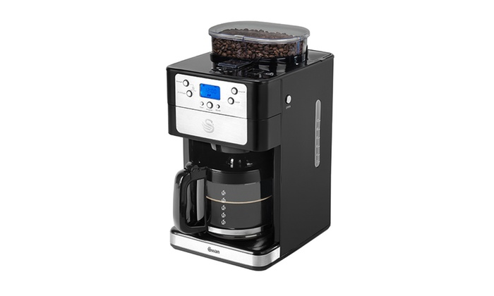 Swan Bean To Cup Coffee Maker Groupon Goods