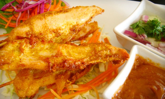 Thai Dish - Richmond: $10 for $20 Worth of Thai Dinner Fare and Drinks at Thai Dish