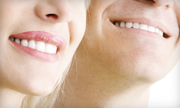 Twin Cities Modern Dentistry - Minnetonka - Hopkins: Invisalign Treatment with Teeth Whitening or Dental Implant Package at Twin Cities Modern Dentistry (Up to Half Off)