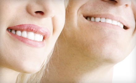 Invisalign Treatment with Teeth Whitening or Dental Implant Package at Twin Cities Modern Dentistry (Up to Half Off)