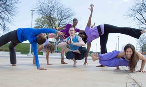 Sacred Space Yoga Centre: Up to 81% Off Yoga Classes at Sacred Space Yoga Centre