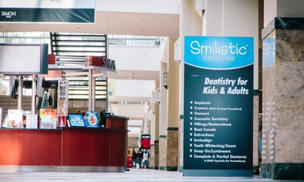 Up to 75% Off Dental Checkup at Smilistic Dental Care