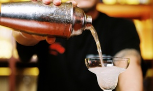 WE MIX DRINKS LLC: Four-Hours of Bartending Services for Up to 50, 100, or 200 from We Mix Drinks LLC (Up to 50% Off)