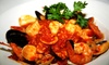 The Blue Dolphin Restaurant - Hudson: Steak, Seafood, and American Food at The Blue Dolphin Restaurant (Up to 50% Off). Two Options Available.