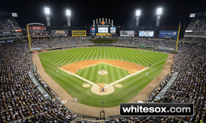 Chicago White Sox - Cellular Field: Chicago White Sox Game with Patio Party at U.S. Cellular Field (Up to 42% Off). Seven Games Available.