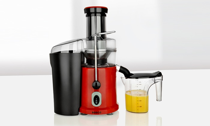 Groupon Goods Global GmbH: Bosco 900W Power Juicer for £39.98 With Free Delivery (50% Off)