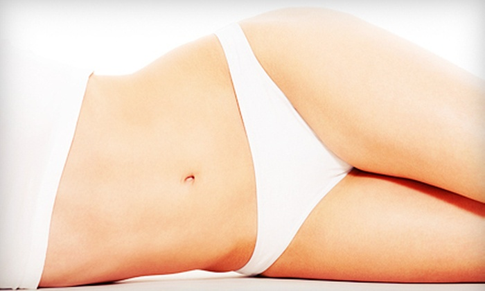 CloudMover Day Spa - Huntington Beach: One or Two Brazilian Waxes at CloudMover Day Spa (Up to 54% Off)