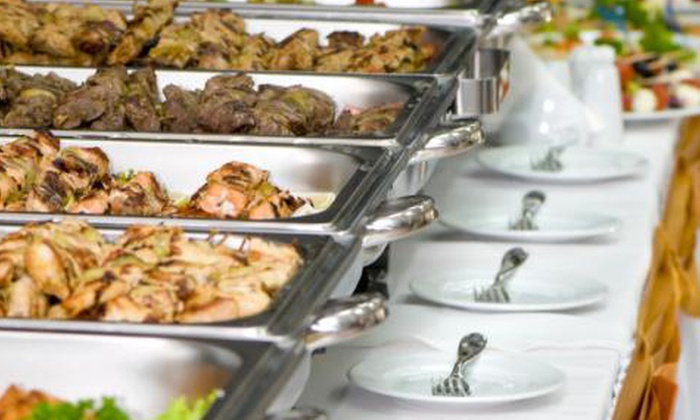 Elegance on a Plate - Atlanta: $110 for $200 Worth of Catering Services — Elegance on a Plate