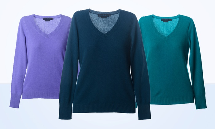 Enzo Mantovani 100% Cashmere Sweaters: Enzo Mantovani Ladies' Cashmere Sweaters. Multiple Styles Available from $56.99-$66.99. Free Returns.