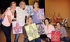 Spirits and Bottega - Clifton: Catered Painting Class for Two, Four, or Six at K.A.S Gallery Spirits and Bottega (Up to 60% Off)