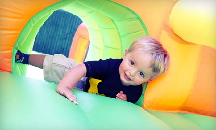 Jumper's Playhouse - Smyrna: $15 for Five All-Day Bounce-House Outings at Jumper's Playhouse in Smyrna (Up to $31.65 Value)