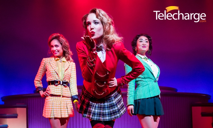 """Heathers: The Musical"" - New World Stages: ""Heathers: The Musical"" at New World Stages on May 21–July 5 (Up to 35% Off)"