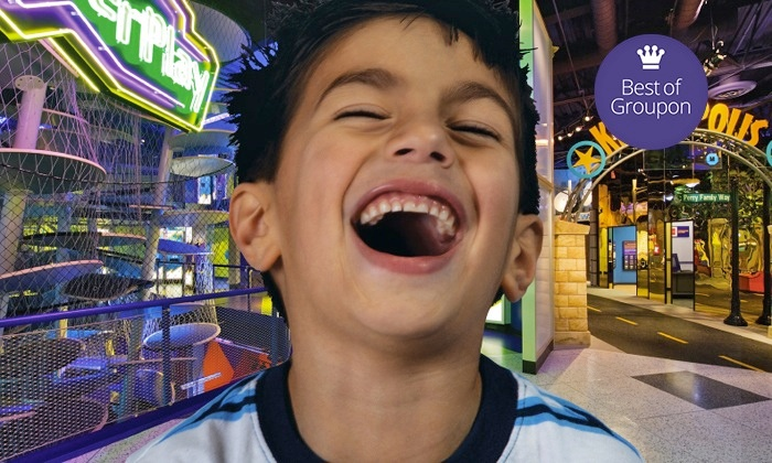 Children's Museum of Houston - The Museum District: Visits for Two or Four to the Children's Museum of Houston (Up to 44% Off)