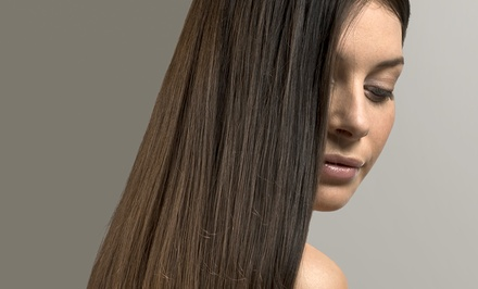 One or Two Brazilian Blowouts at Amaci Salon (Up to Up to 69% Off Off)