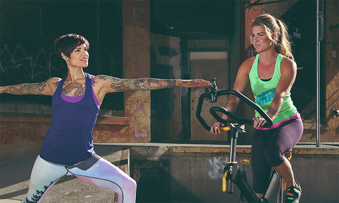 The Union - Riverside: $55 for 10 Classes at The Union ($120 Value)