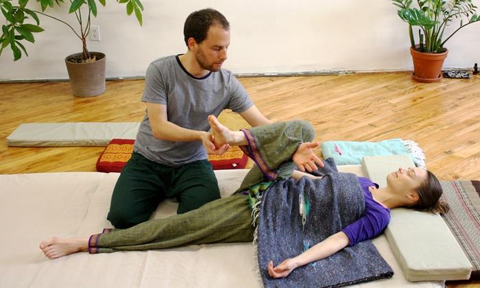 Still Light Centre - Toronto: C$299 for a Four-Day Thai 101 Massage Training Course at Still Light Centre (C$635 Value)