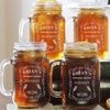 Half Off Engraved Mason-Jar Set