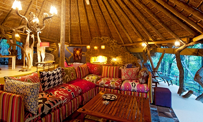 Jaci's Lodges - North West: Madikwe Game Reserve: Stay for Two Including Dinner, Brunch and Morning Game Drives at Jaci's Lodges