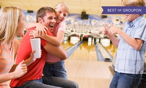 South Shore Country Club: One or Two Hours of Candlepin Bowling for Up to Four at South Shore Country Club (Up to 52% Off)