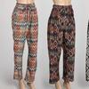 Cotton Express Women's Printed Pants