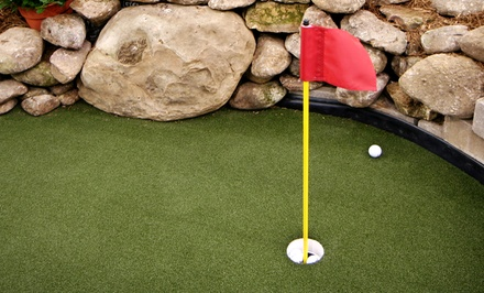 Two Medium Buckets of Range Balls or a Round of Mini Golf for 2 or 4 at Hanover Sports Park (Up to 50% Off)