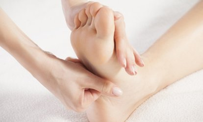image for One Hour of Reflexology at The Serene Beauty Room