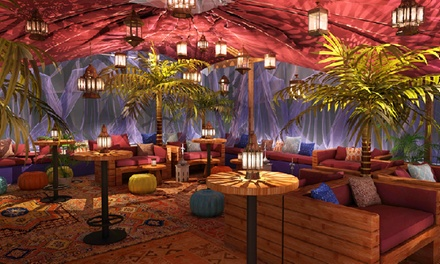 Moroccan-inspired Lunch or Dinner at Haven Oasis (Up to 32% Off). Four Options Available.