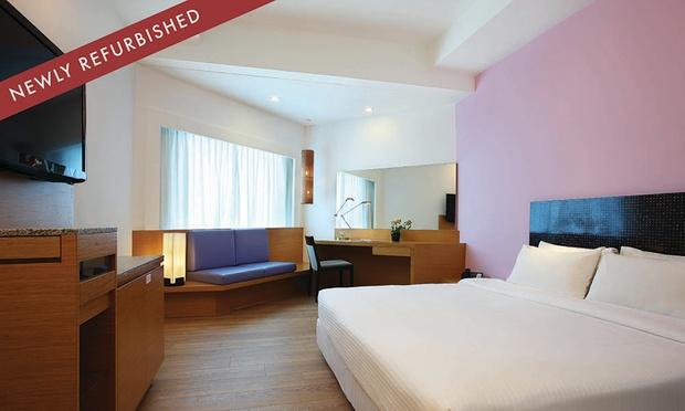 Singapore: 4* Village Hotel Changi 1