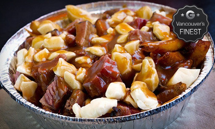 La Belle Patate - West End: $10 for $20 Worth of Poutine, Montreal Smoked Meat, Steamie Dogs, and More at La Belle Patate