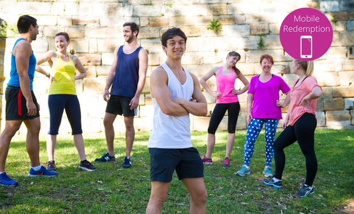 Unlimited Bootcamp + Yoga + Weekly PT Session - 2 ($25) or 4 Weeks ($35) at The Camp Fitness (Up to $320 Value)