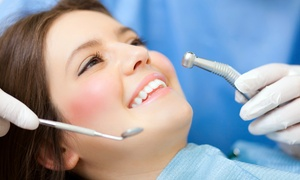 Spa Dental Clinic: Custom-Made Teeth Whitening Trays with Dental Check-Up at Wharf Dental Practice (79% Off)