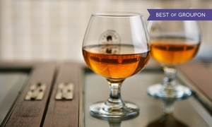 NYC Whiskey Walk: One or Two Tickets to the NYC Whiskey Walk on Saturday, March 5 (Up to 50% Off)